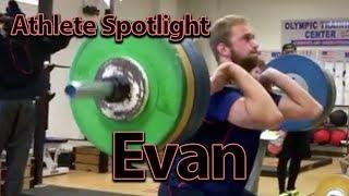Athlete Spotlight: Evan Weinstock