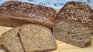 Бородинский хлеб Самый удачный рецепт