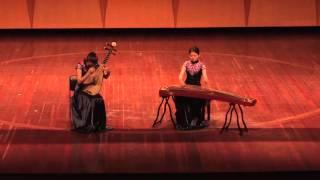 中国音乐学院二重奏:春江花月夜(琵琶:韩妍、古筝:伍君瑜)