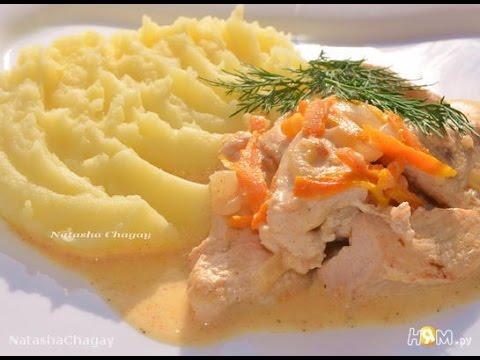 Рецепты филе с соусом