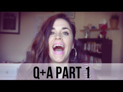 Q+A Part 1 | RoisinThora