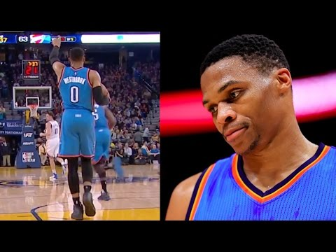 Russell Westbrook Was SHAQTIN