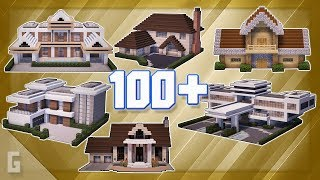 Minecraft House Ideas 5