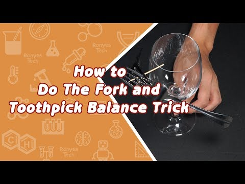 How to Do the Fork Balance Trick