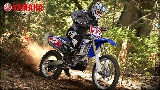 Yamaha YZ450FX Features & Benefits Walk-around