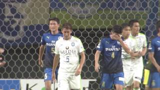 2017年7月8日(土)に行われた明治安田生命J2リーグ 第22節 大分vs湘...