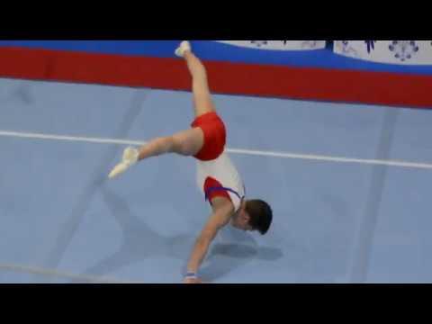 видео: спортивная гимнастика - УрФО Челябинск 2019