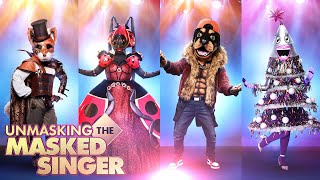 The Masked Singer Episode 6 Reveals Theories And New Clues