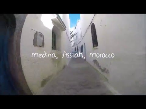 Medina | Assilah | Morocco | April 2016 | Unique's Traveling the WORLD
