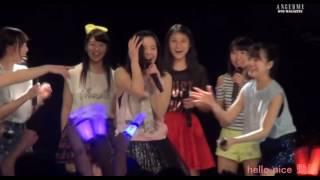 最後のライブで歌いたかったパートを譲られて感動する田村芽実 ℃-ute フ...