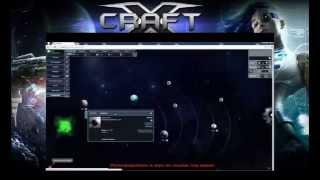 Бесплатная онлайн игра Xcraft. Начало