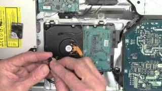 "2008 24"" iMac Hard Drive & Ram Upgrade"