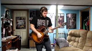 Angels and Airwaves - All That We Are (guitar cover)