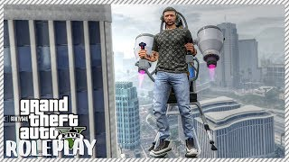 GTA 5 ROLEPLAY - I LOST EXPENSIVE MILITARY JETPACK | Ep. 177 Civ