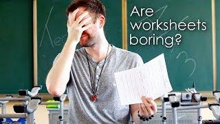 Esl Games | How To Make Worksheets Fun?