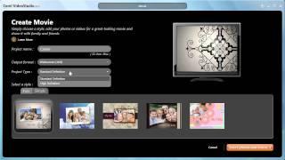 VideoStudio Express - VideoStudio Pro X3