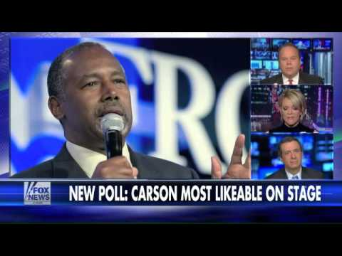 Voters find Carson most likable in new Gallup poll