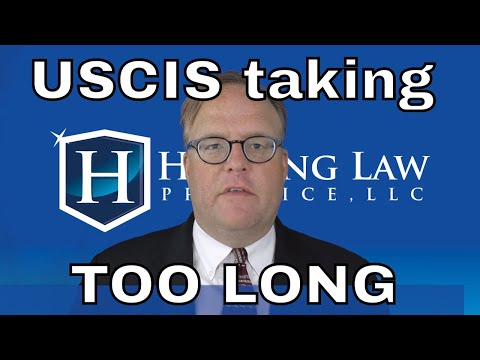 What Happens if USCIS Takes Too Long to Approve My I 751 - YouTube