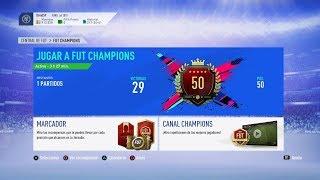 ANALIZAMOS MI TOP 100 EN FUT CHAMPIONS EN DIRECTO   FIFA 19 ULTIMATE TEAM