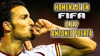 Antonio Puerta en Fifa | Homenaje himno Antonio Puerta DEP