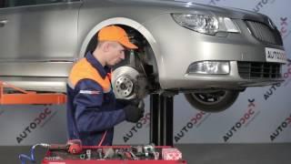 SKODA-ohjevideot – tee se itse -korjaukset, joilla pidät autosi kunnossa