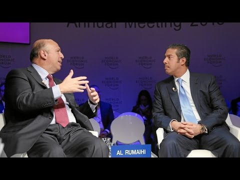 Davos 2016 - The Future of Economic Reform in the Arab World