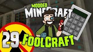 Minecraft: FOOLCRAFT | NUKE PROTECTED SERVERS! 💥 | #29 | Modded Minecraft