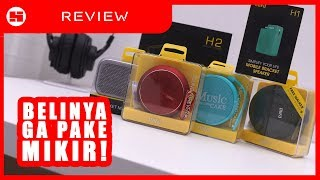Bluetooth Speaker Yang Belinya Ga Pake Mikir! // Review MiFa Bluetooth Speaker