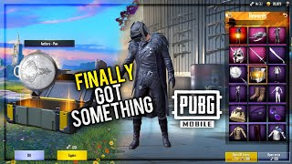 Finally Got Something From Premium Crates! Pubg Mobile Crate Opening | Future Gaming