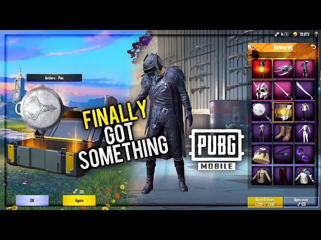 PUBG Mobile Premium Crate