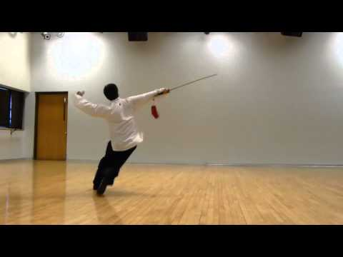Chinese Classical Sword Dance