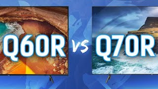 The Samsung Q60r Vs Q70r   What's The Difference?