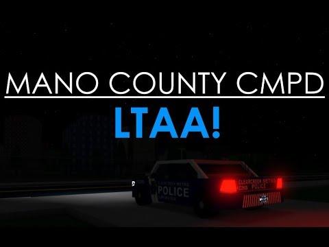 ROBLOX | Mano County CMPD #13 | LTAA!
