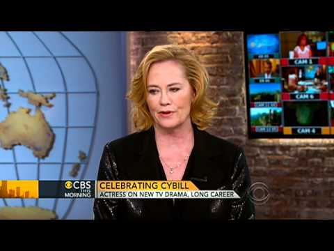 Cybil Shepherd on her career