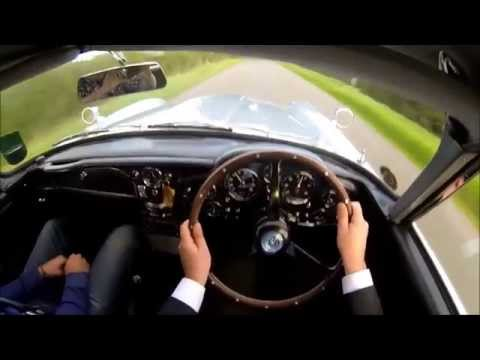 POV DRIVE: DB5 - James Bond style!