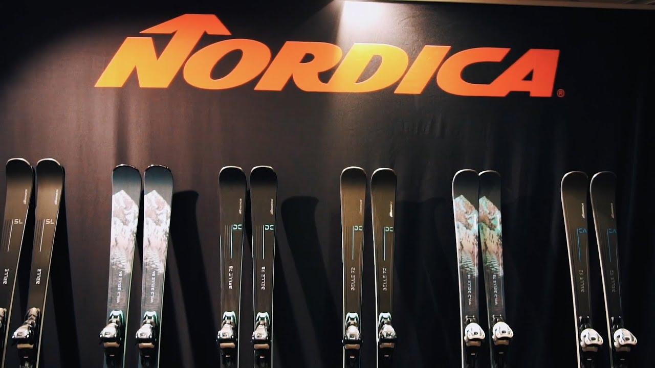 Nouveautés Skis/Chaussures Nordica 2022
