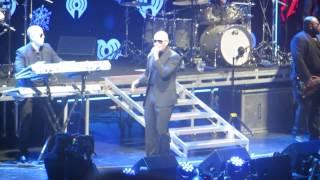 Pitbull-Hey Baby Live Atlanta Power 96.1 Jingle Ball 2013