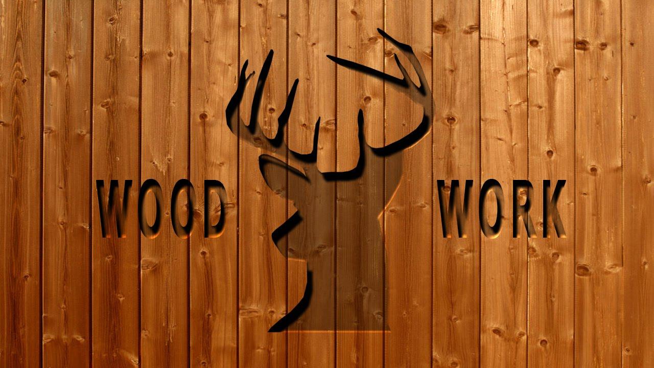 Photoshop tutorial | wood text effect photoshop youtube.