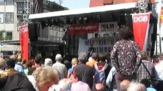 Konstantin Wecker & Band - Frieden im Land, D'Zigeiner san kumma, Sage Nein!