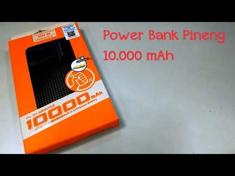 apresentação-e-unbox-do-power-bank-pineng-de-10.000-mah