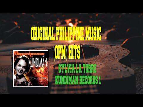SYLVIA LA TORRE - KUNDIMAN RECORDING SELECTIONS 1