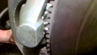 Стартер УАЗ, венец ВАЗ 2101, маховик ВАЗ 2111, мотор ВАЗ 2111 для установки на ЛуАЗ 969м