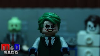 Lego Batman: threat of Gotham, |part 1/5|/Лего Бэтмен: угроза Готэму,  |часть1/5|