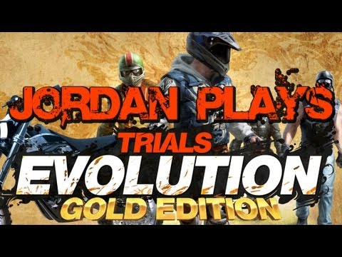 Jordan Play's: Trials Evolution Gold Edition