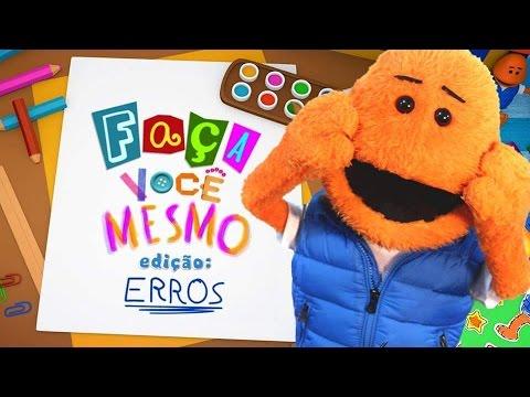 Como Fazer: ERROS DE GRAVAÇÃO #Ticolicos EP06