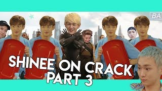 why shinee are in the next avengers ? shinee on crack 3
