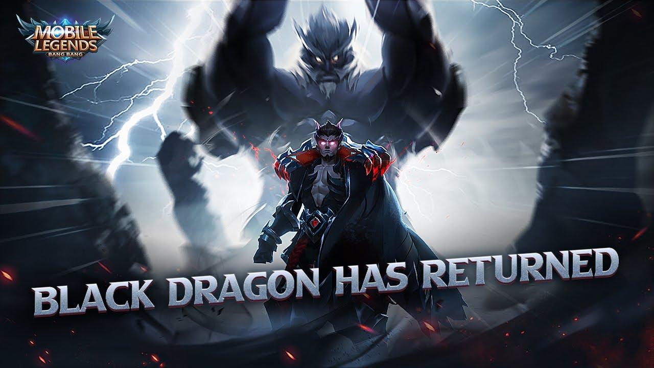 Black Dragon Has Returned New Hero Yu Zhong Trailer Mobile Legends Bang Bang Youtube