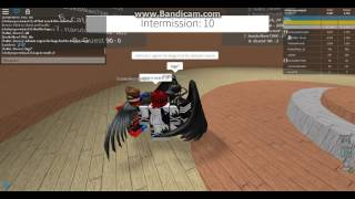 Playing some more of that Top Notch Kick off on Roblox!