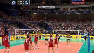Волейбол  Мировая лига  Мужчины  Финал Восьми  Финал  Бразилия   Россия(, 2011-07-26T23:20:35.000Z)