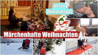 Ganz besondere Weihnachten ❤️ | Tannenbaum schlagen & Ski fahren | Isabeau